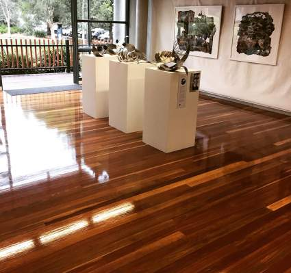 Gallery Sanding and Refinishing
