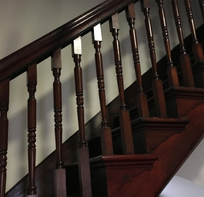 Heritage Stair Sanding and Finishing