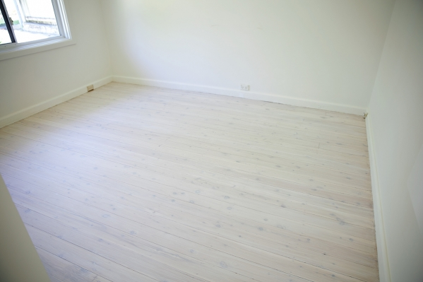 Lime Wash Flooring