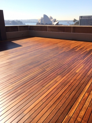 Outdoor Deck Stain